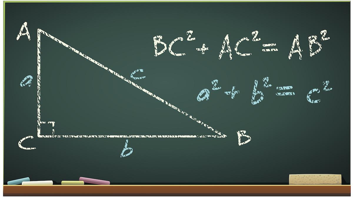 Le théorème de Pythagore ? Méthodes, formules, réciproque avec exemples